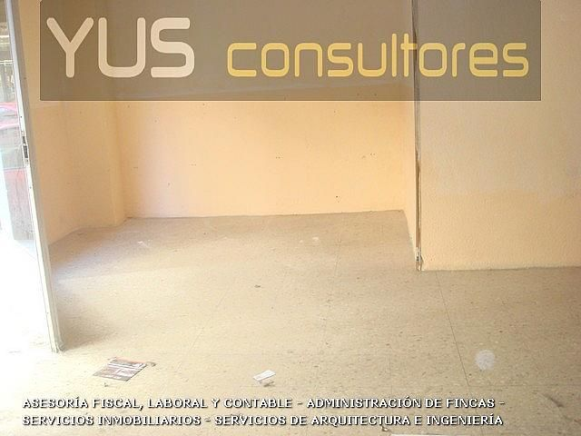 Local comercial en alquiler en calle Tenor Gayarre, Delicias en Zaragoza - 295402477