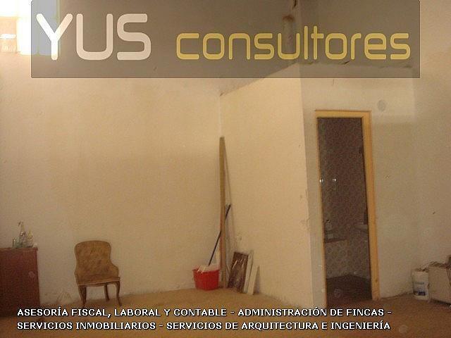 Local comercial en alquiler en calle Tenor Gayarre, Delicias en Zaragoza - 295402483