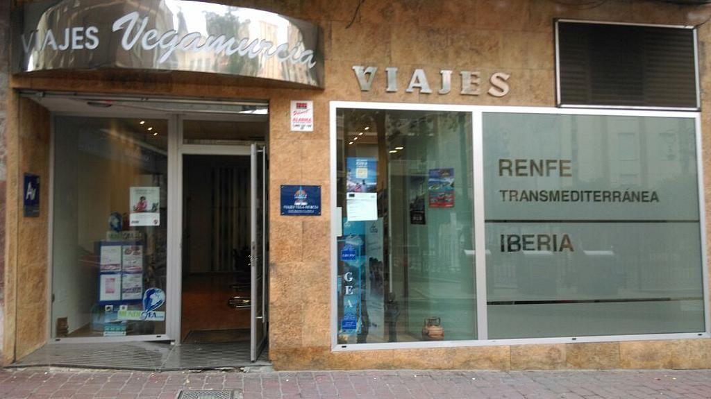 Fachada - Bajo en alquiler opción compra en Molina de Segura ciudad en Molina de Segura - 222621857