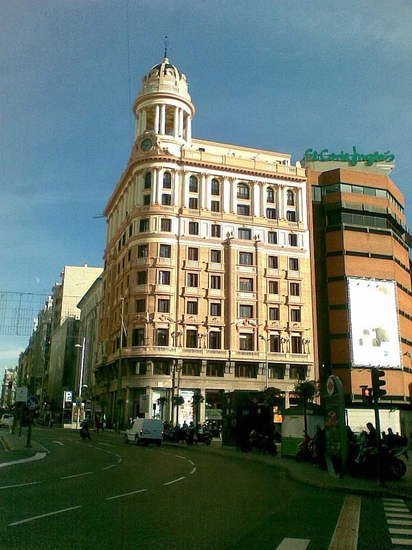 Oficina en alquiler en calle Gran Via, Sol en Madrid - 282787372
