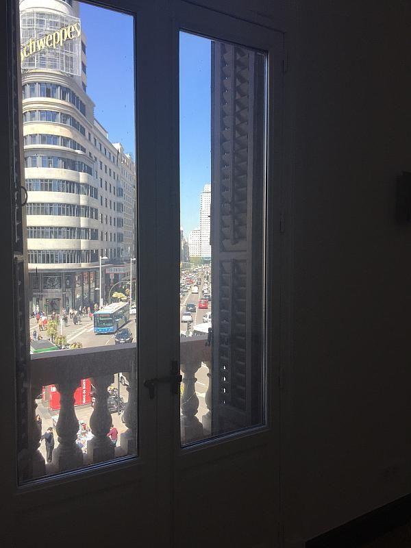 Oficina en alquiler en calle Gran Via, Sol en Madrid - 282787408