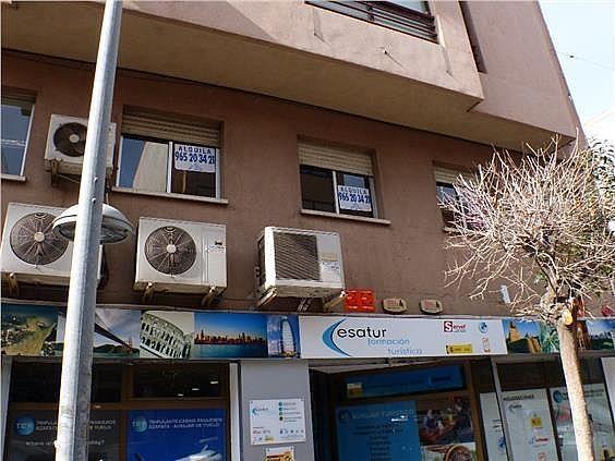 Oficina en alquiler en calle García Andreu, Benalúa en Alicante/Alacant - 242693188