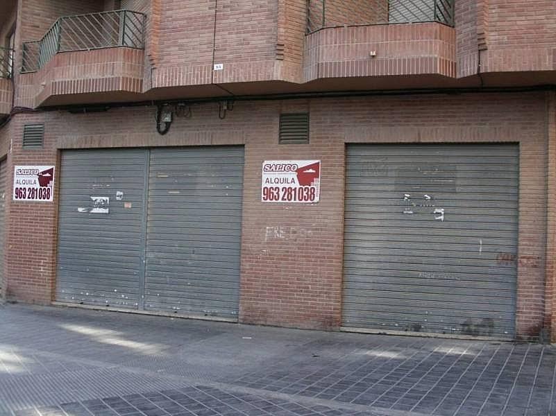 Foto - Local comercial en alquiler en calle Montolivet, En Corts en Valencia - 269717351