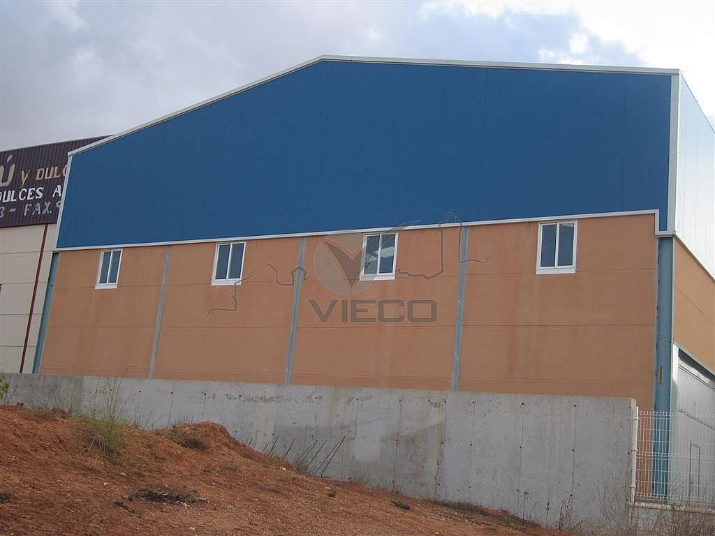 94211 - Nave industrial en alquiler en calle Sepes Cubillo, Cuenca - 373999369