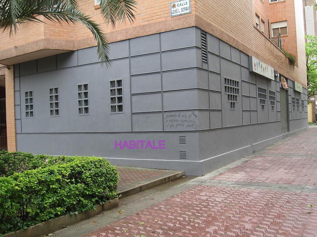 Local comercial en alquiler en calle Jose Luis Borau, Parque de los cineastas en Zaragoza - 277047813