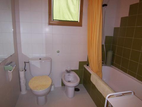 Baño - Apartamento en venta en calle Pintor Sorolla, Calpe/Calp - 44606981