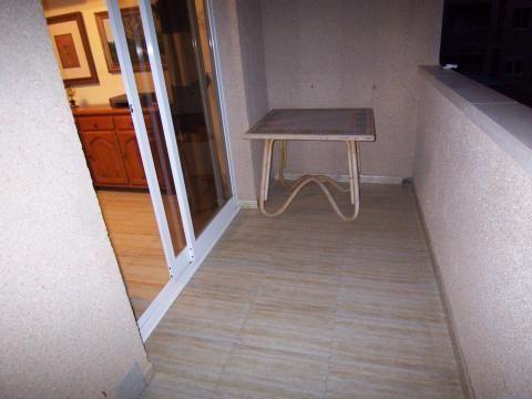 Terraza - Apartamento en venta en calle Delphin, Calpe/Calp - 28430467