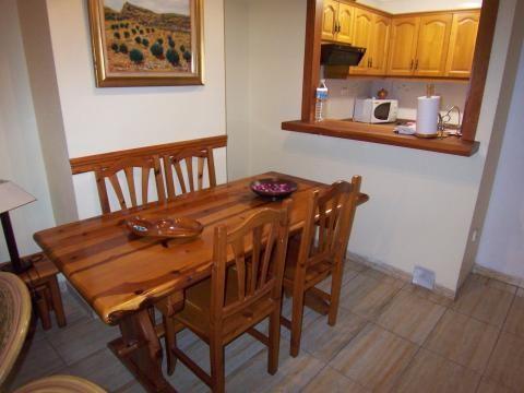 Comedor - Apartamento en venta en calle Delphin, Calpe/Calp - 28430768