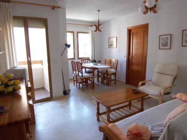 Salón - Apartamento en venta en calle Pintor Sorolla, Calpe/Calp - 10775882