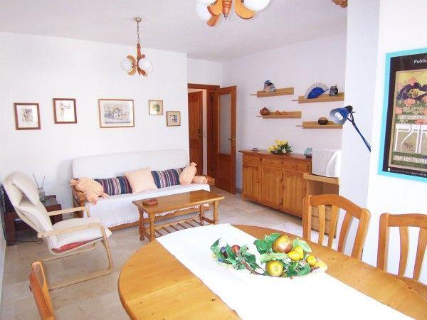 Salón - Apartamento en venta en calle Pintor Sorolla, Calpe/Calp - 10775883