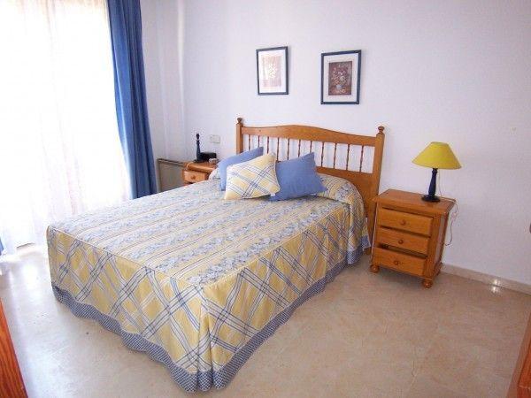 Dormitorio - Apartamento en venta en calle Pintor Sorolla, Calpe/Calp - 10775884