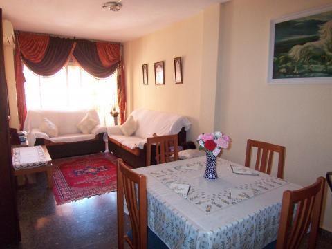 Salón - Apartamento en venta en calle De Julio, Calpe/Calp - 43158910