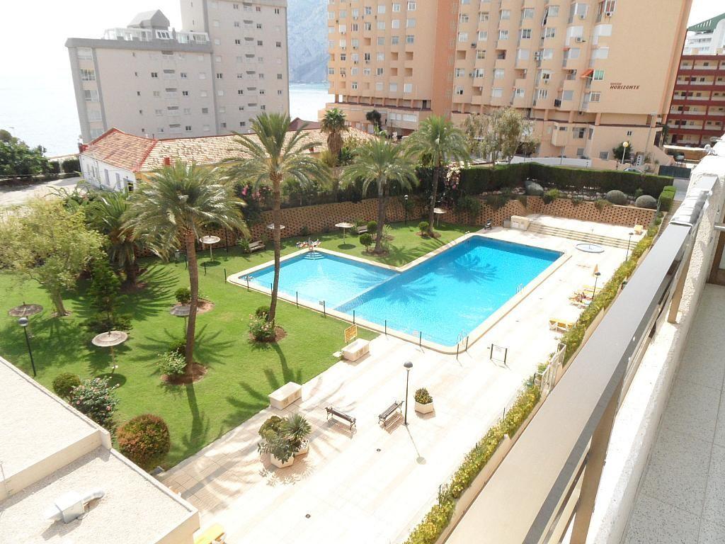 Apartamento en venta en calle Avda Rosa de Los Vientos, Calpe/Calp - 214835114
