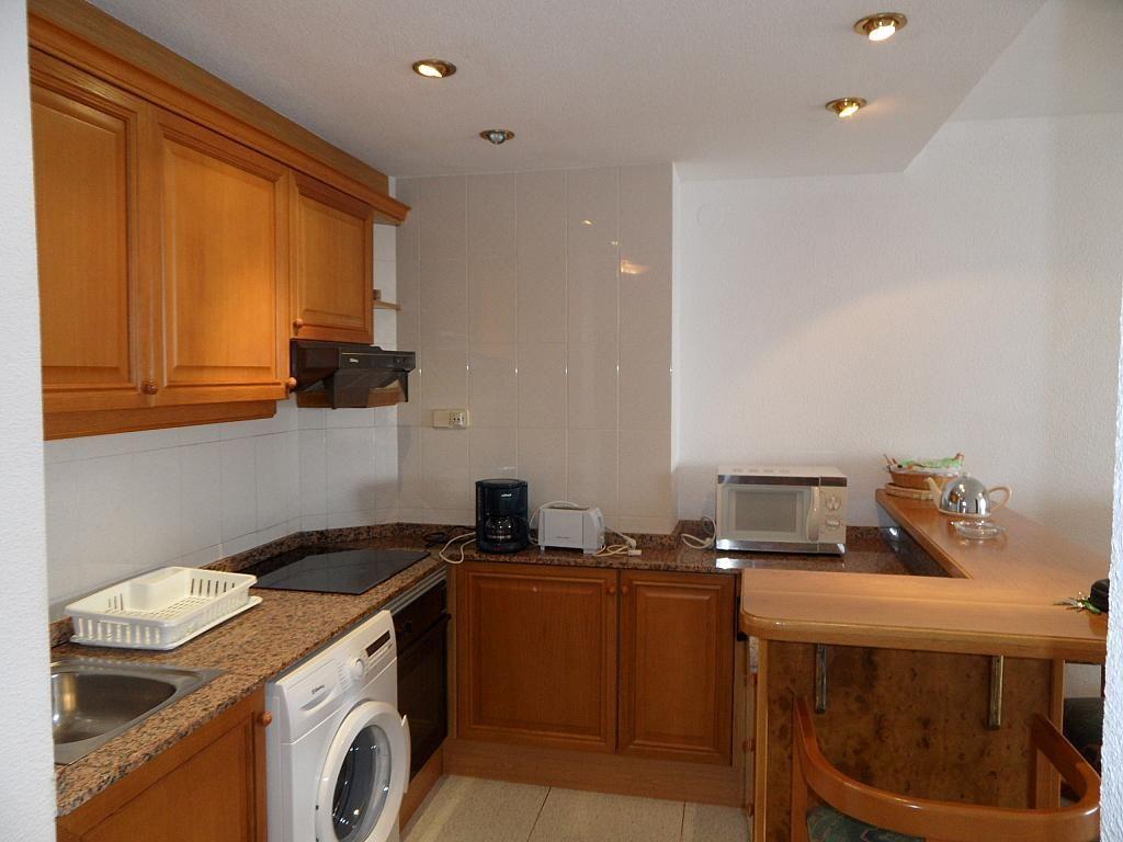 Apartamento en venta en calle Avda Rosa de Los Vientos, Calpe/Calp - 247281429