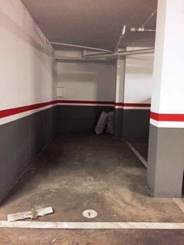 - Garaje en alquiler en calle Vidal de Montpalau, Cervera - 270663279