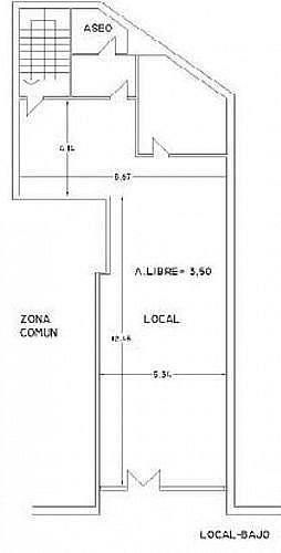 - Local en alquiler en calle Pizarro, Castrelos-Sardoma en Vigo - 188271257