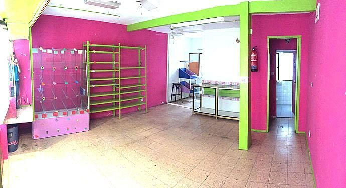 Vestíbulo - Local comercial en alquiler en barrio Las Batallas, Zona Centro en Leganés - 324867212
