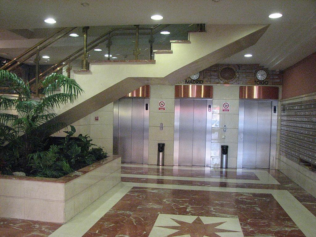 Vestíbulo - Oficina en alquiler en calle Rey Juan Carlos I, Carrascal en Leganés - 410101462