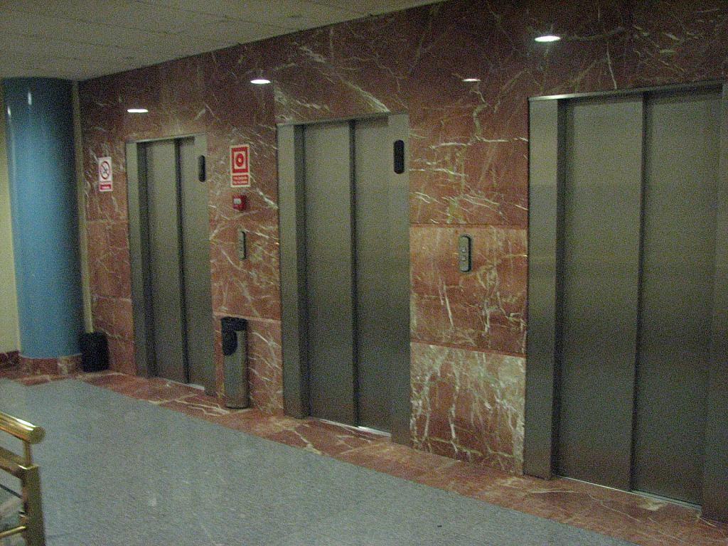 Vestíbulo - Oficina en alquiler en calle Rey Juan Carlos I, Carrascal en Leganés - 410101468