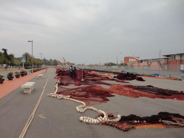Vistas - Local comercial en alquiler en calle , Mar en Vilanova i La Geltrú - 122819732