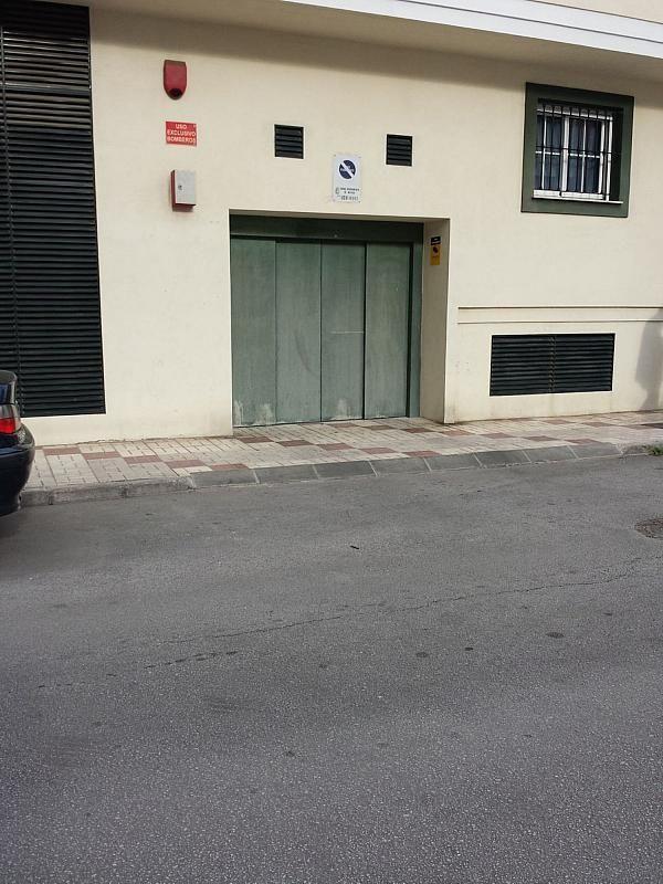Garaje en alquiler en Carretera de Cádiz en Málaga - 384366400