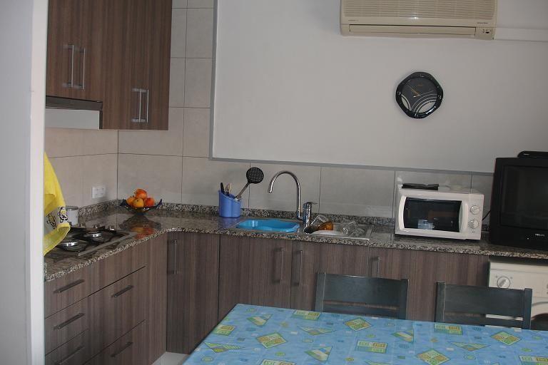 Cocina - Apartamento en venta en calle Pescadors, Baix a mar en Torredembarra - 87741687