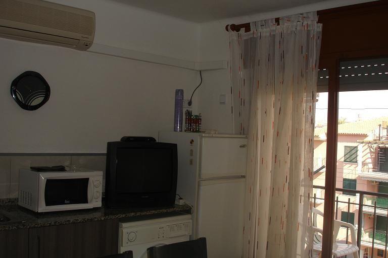 Cocina - Apartamento en venta en calle Pescadors, Baix a mar en Torredembarra - 87741688