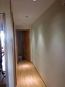 Pasillo - Ático en alquiler en calle Ingeniero Antonio Llombart, Monserrat - 252482817
