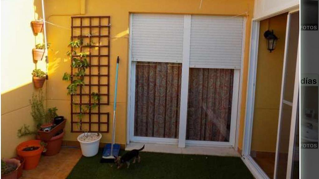 Terraza - Ático en alquiler en calle Ingeniero Antonio Llombart, Monserrat - 252482826