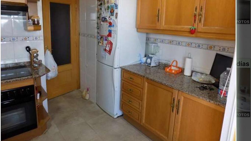 Cocina - Ático en alquiler en calle Ingeniero Antonio Llombart, Monserrat - 252482836