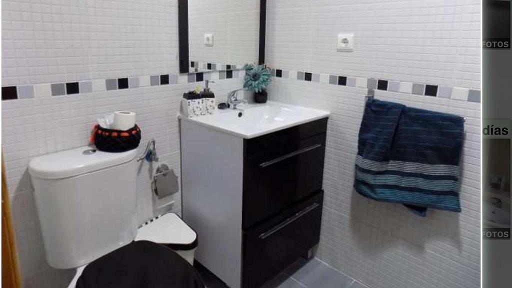 Baño - Ático en alquiler en calle Ingeniero Antonio Llombart, Monserrat - 252482958