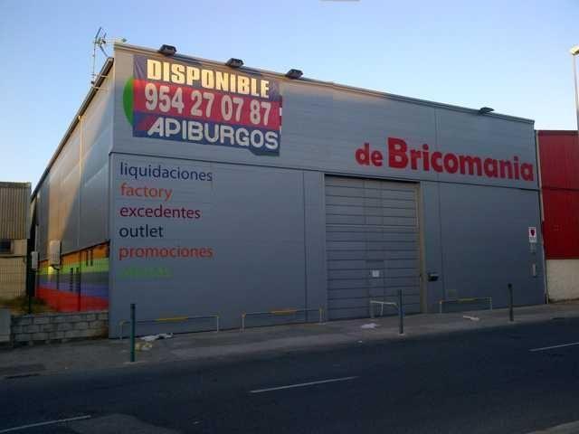Nave en alquiler en calle Fridex la Red, Este - Alcosa - Torreblanca en Sevilla - 107555014