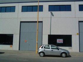 Nave industrial en alquiler en calle La Negrilla, Arenal en Sevilla - 5839940