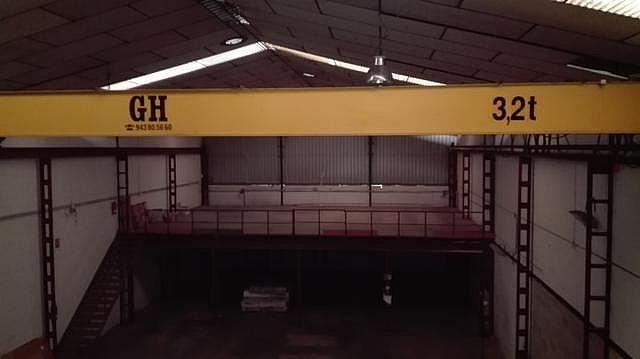 Nave industrial en alquiler en calle Autovia, Av. Ciencias-Emilio Lemos en Sevilla - 223673607