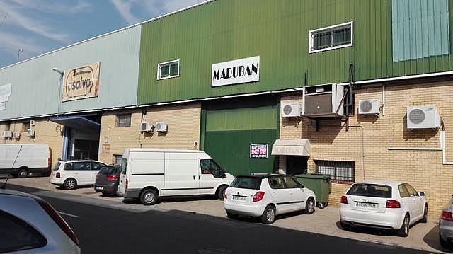 Nave industrial en alquiler en calle Autovia, Av. Ciencias-Emilio Lemos en Sevilla - 223673610