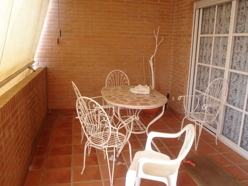 Casa adosada en alquiler en calle Sector, Bétera - 120682688