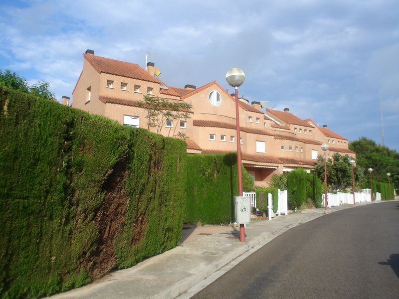 Casa adosada en alquiler en calle Sector, Bétera - 120682706