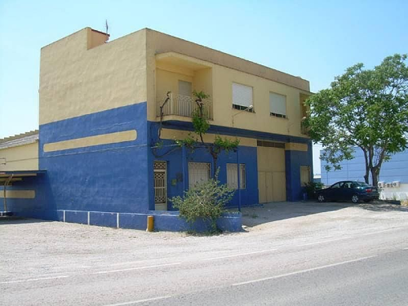 Foto - Nave industrial en alquiler en carretera Nal Km, Llosa de Ranes - 243894093