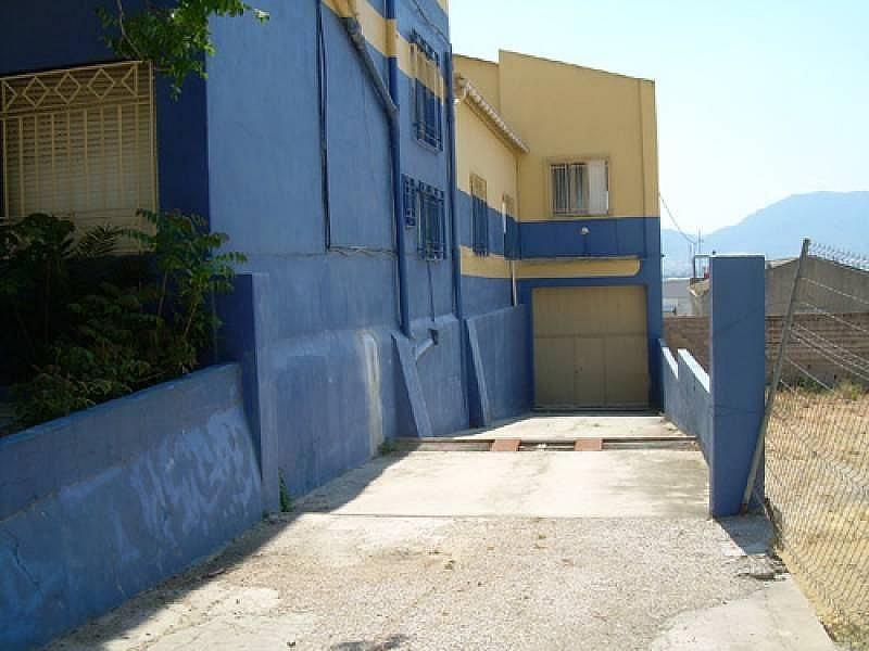 Foto - Nave industrial en alquiler en carretera Nal Km, Llosa de Ranes - 243894108