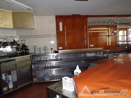 Local muy céntrico - Local comercial en alquiler en Benalúa en Alicante/Alacant - 309183214