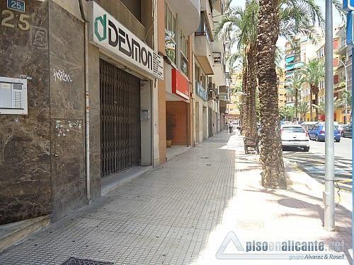 No disponible - Local comercial en alquiler en Centro en Alicante/Alacant - 158341544