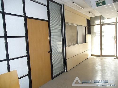 Local en el centro - Local comercial en alquiler en Centro en Alicante/Alacant - 257266335