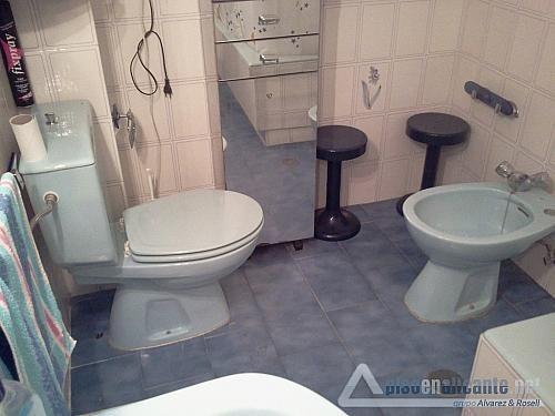 No disponible - Piso en alquiler opción compra en San Blas - Santo Domingo en Alicante/Alacant - 158346863