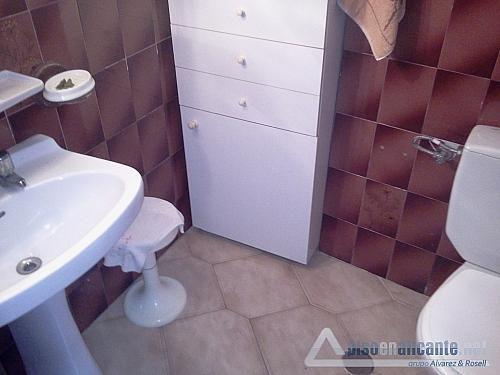 No disponible - Piso en alquiler opción compra en San Blas - Santo Domingo en Alicante/Alacant - 158346878