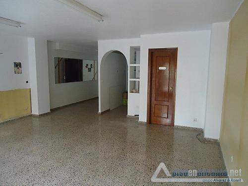 No disponible - Local comercial en alquiler en Benalúa en Alicante/Alacant - 158351375