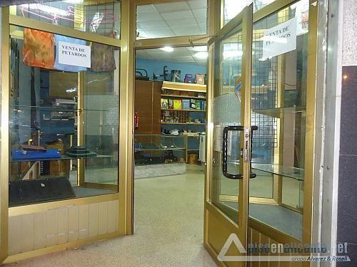 No disponible - Local comercial en alquiler en Los Angeles en Alicante/Alacant - 158562410