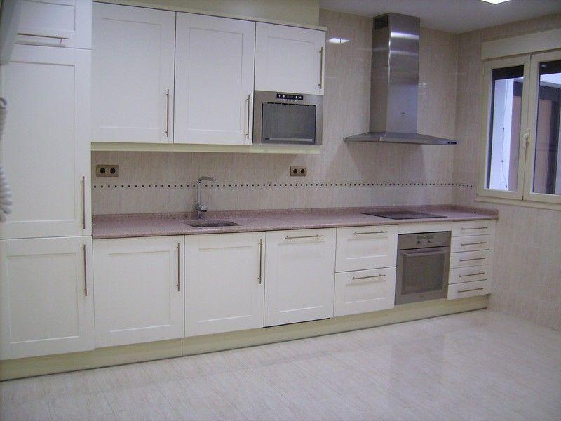 Cocina - Piso en alquiler en calle Antonio Acuña, Ibiza en Madrid - 119368428