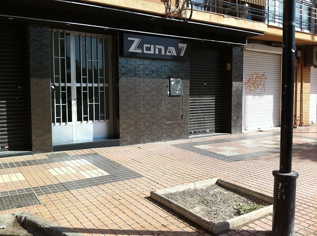 Local comercial en alquiler en calle Jorge Juan, Barrio de la Concepción en Cartagena - 150090540