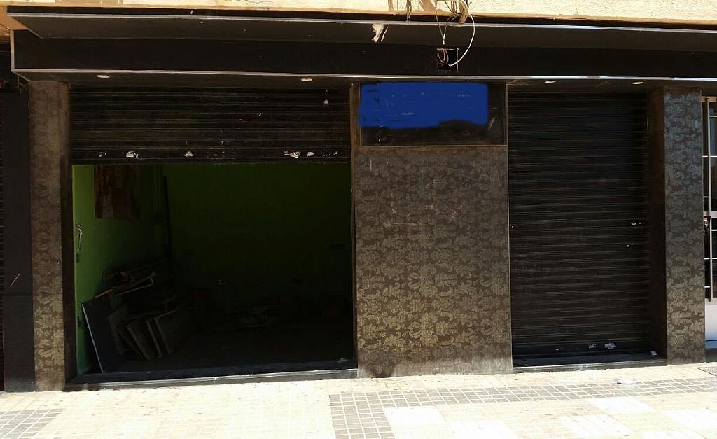 Local comercial en alquiler en calle Jorge Juan, Barrio de la Concepción en Cartagena - 150090543