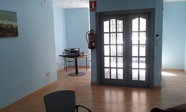 Oficina - Local en alquiler en calle Reina Felicia, La Almozara en Zaragoza - 298610363